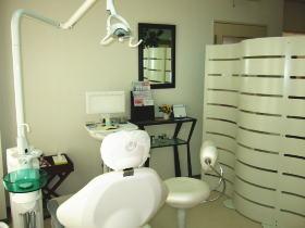歯の治療 診察室